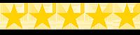 gule stjerner